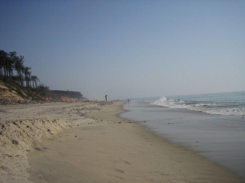 Playa Sao Padreo de Maceda