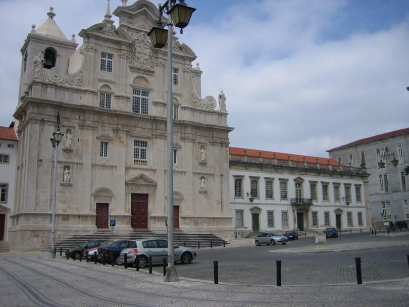 Republica universidad coimbra