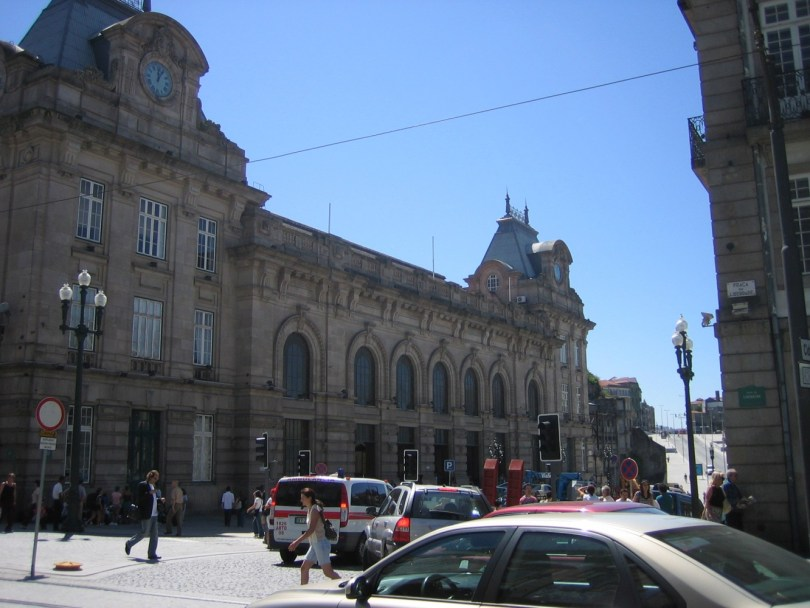 Estación trenes Oporto