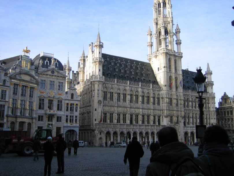Bruselas Grand Place