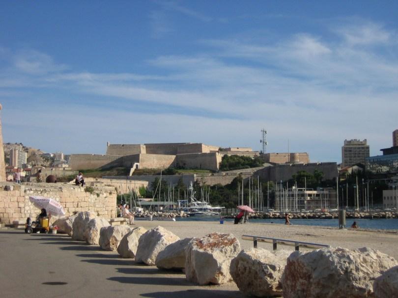 Fortaleza Marsella