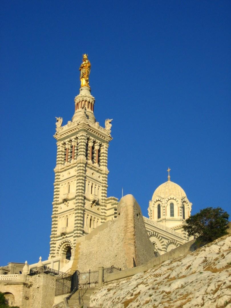 Basílica Notre Dame de la Garde Marsella
