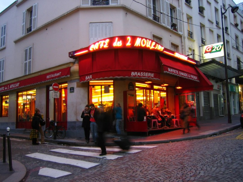 Cafe Amelie París