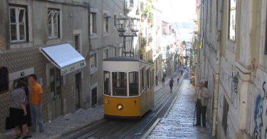 recorrido Lisboa y alrededores
