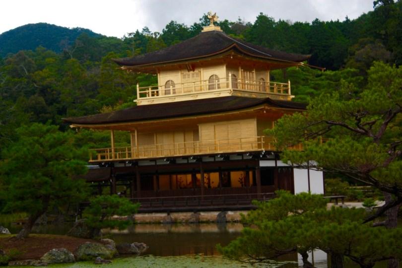 Templo de Oro Kioto