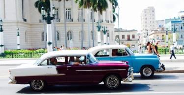 Itinerario de viaje a Cuba