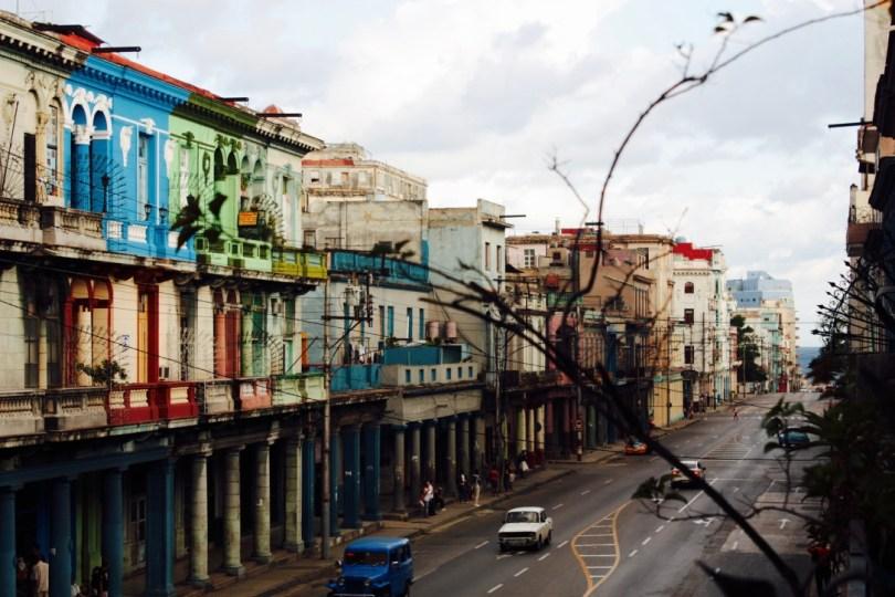 Alojamiento en La Habana