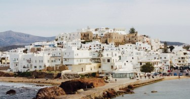 Que ver en Naxos