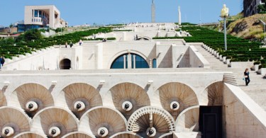 Alojamiento en Ereván
