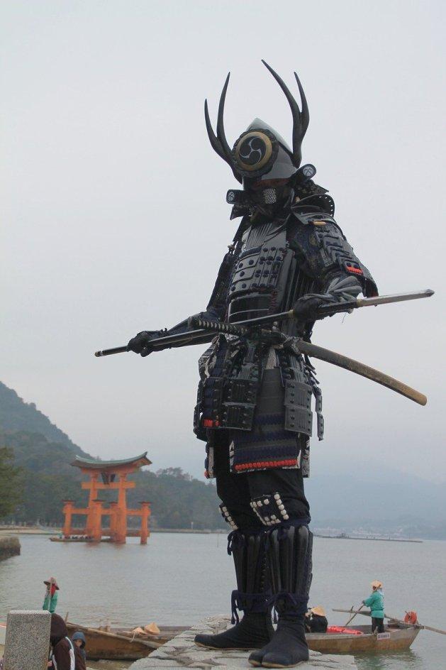 La figure du samourai, quête de la perfection et de l'absolu ou lutte contre la mort ?