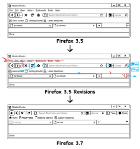 Firefox Design 3.7