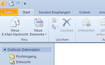 Office 2010 Outlook