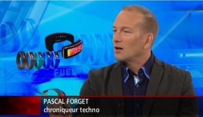 Pascal Forget RDI Matin Week-end bracelets sportifs