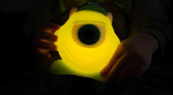 Une jolie lampe DEL pour enfants
