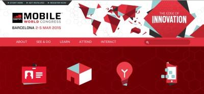 Mobile World Congress Barcelone