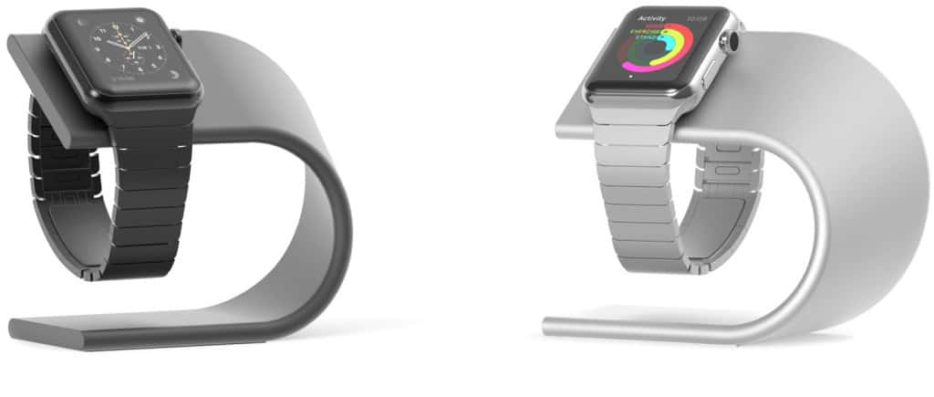 base recharge design Apple Watch