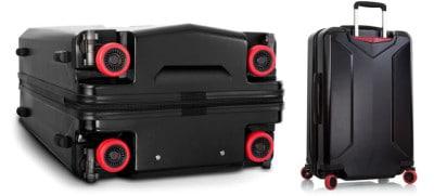 Stealth Heys valise roue escamotable
