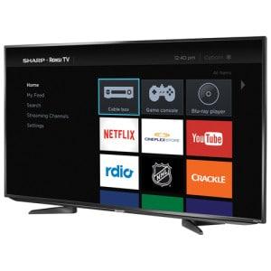 Roku TV Sharp