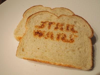 Toast Star Wars toaster grille-pain