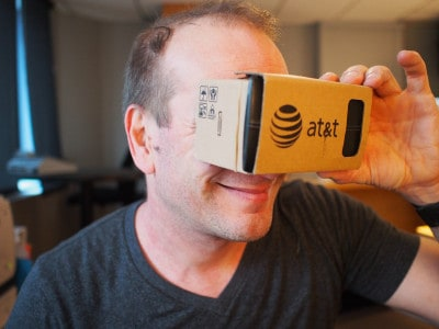 Pascal Forget Google Cardboard
