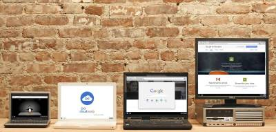 CloudReady Chromebook