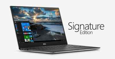 Dell XPS 13 Signature