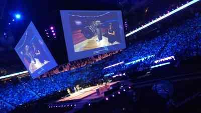 Réalité virtuelle Hololens WPC 2016 Toronto