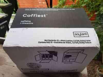 Boîte 12 Coffiest