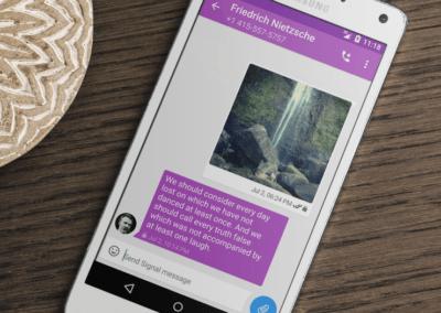signal-app-android-ios
