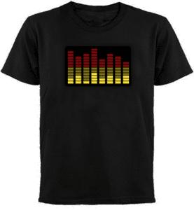 Kit lumineux t-shirt Flashwear