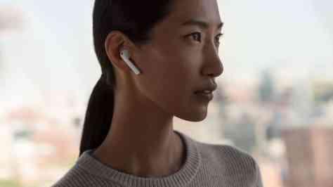 Airpods Apple sans fil écouteurs bluetooth