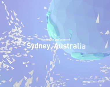 site paperplanes.world avions de papier