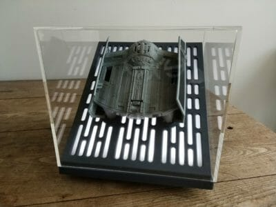 Star Wars X-1 Advance display case Propel drone