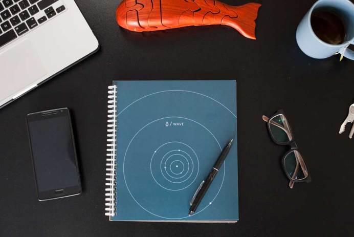 cahier réutilisable Rocketbook Wave microonde micro ondes