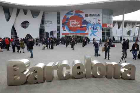 Mobile World Congress 2018 Copyright GSMA