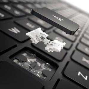 Dell touches ordinateur portable XPS 15 2-en-1