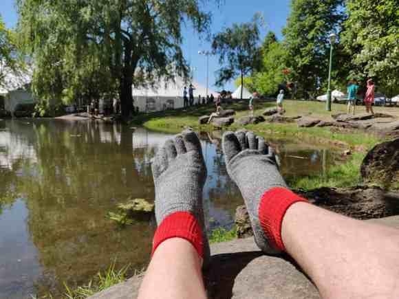FYF Free Your Feet Socks bas essai review