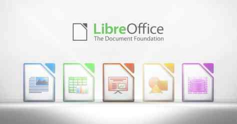 Libre Office lociel libre open source