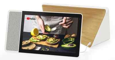 Lenovo Smart Display domotique Google Home assistant vocal Canada
