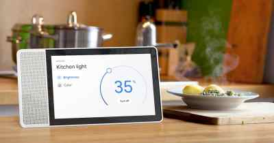 Lenovo Smart Display domotique Google Home assistant vocal Canada