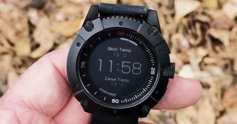montre matrix powerwatche watch thermoelectricite