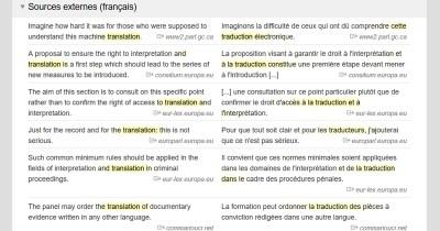 traduction linguee traducteur web