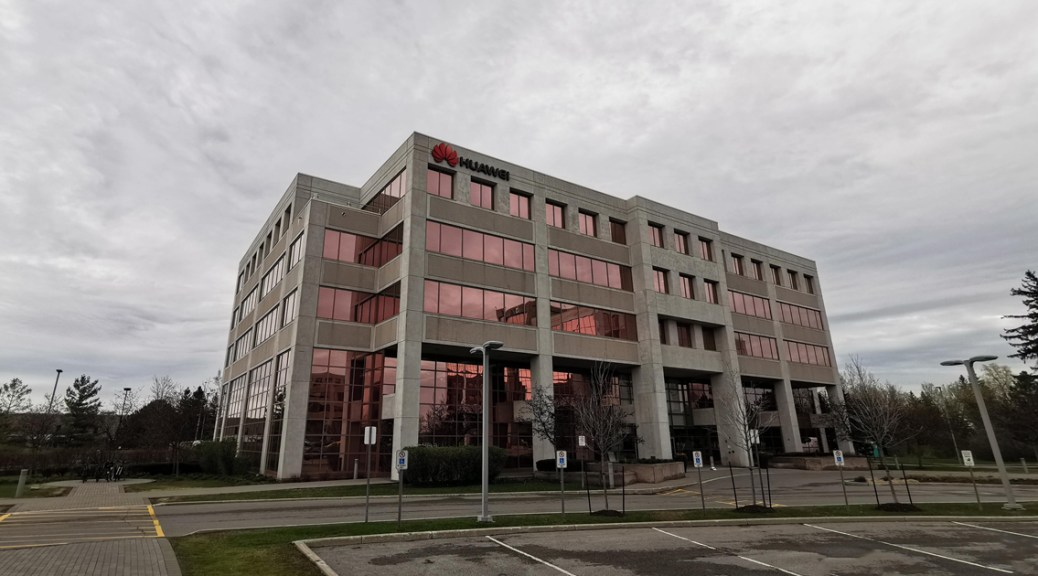 bureaux de Huawei Canada Markham Toronto