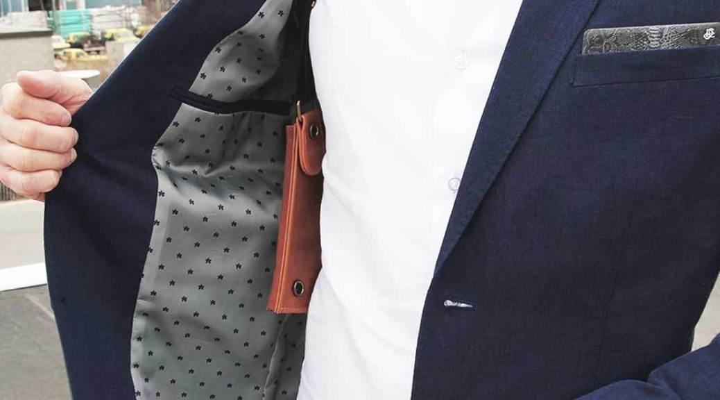 phone holster téléphone idée cadeau policier LD West