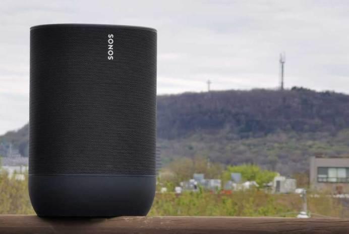 Sonos Move haut-parleur extérieur résistant aux intempéries