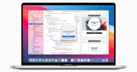 Apple Silicon MacBook Pro Mac ordinateur processeur ARM A12Z