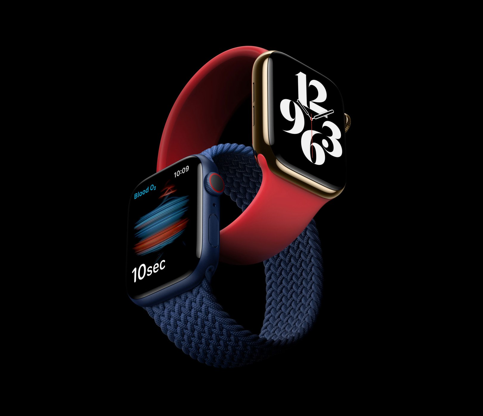 Apple Watch Series 6 et SE