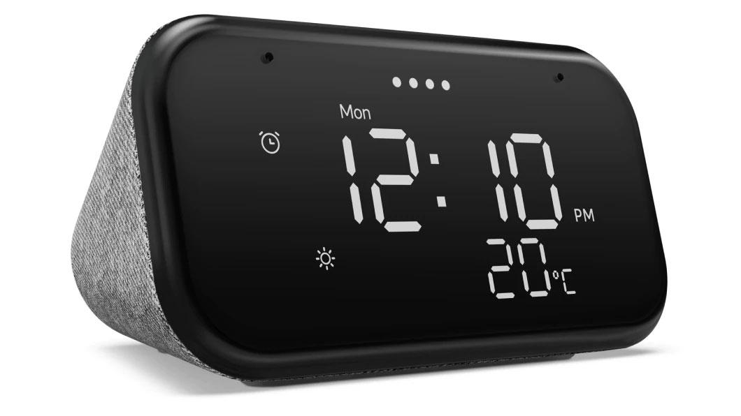 lenovo smart clock mini essential assistant google