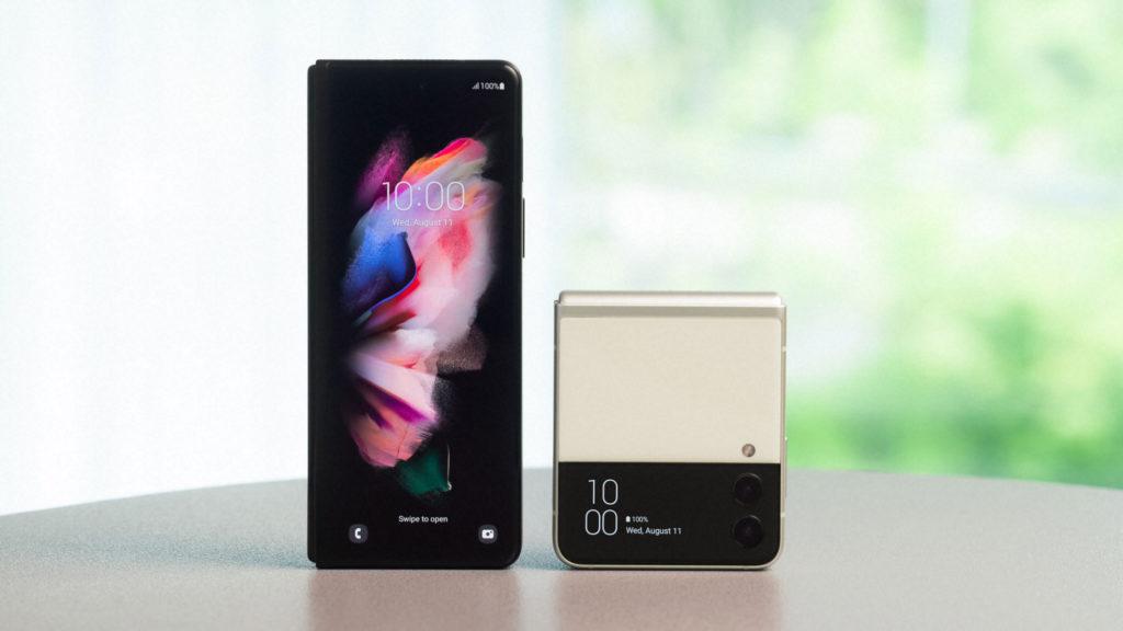 Galaxy Z Flip3 Fold3