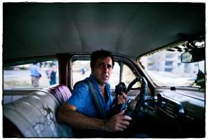 Backstage photo workshop in Havana, Cuba 2012